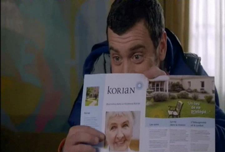 Korian dans Bienvenue au Edelweiss