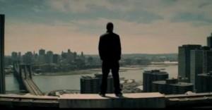 Placement de produit Nike dans le clip Not afraid - Eminem